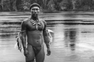 screenshot from Embrace of the Serpent